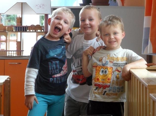 Ze života v Liberecké jazykové školce