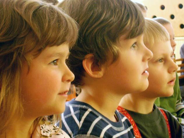 Zápis do školky březen 2010